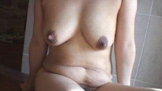 【アナルーチンポ子供か動画】人生初のアナルセックスで悶絶する素人熟女